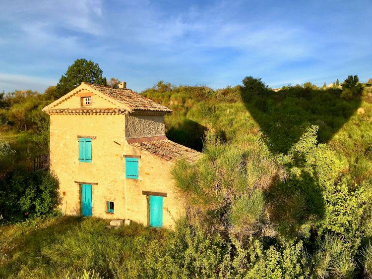 Montgolfière Provence : une maison