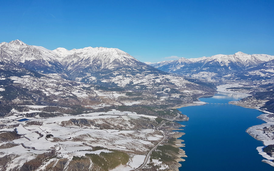 Panorama : Alpes du Sud