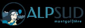 Alpsud Montgolfière Logo