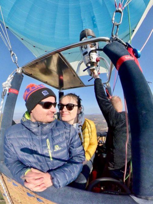 Vol en montgolfière pour 2